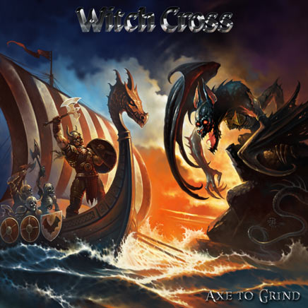 <br />Witch Cross - Axe to Grind