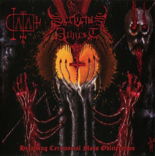 Serpents Athirst - Heralding Ceremonial Mass Obliteration