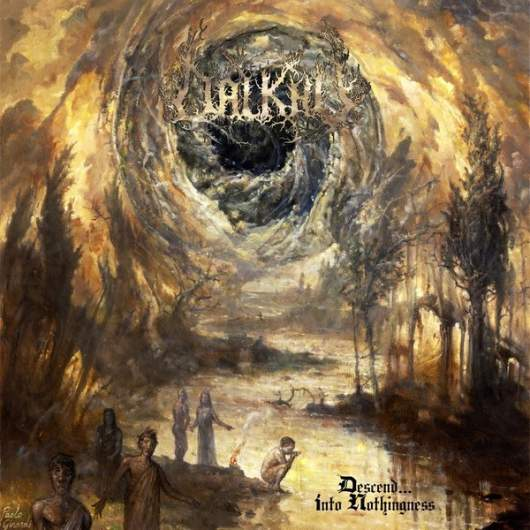 Dalkhu - Descend... into Nothingness