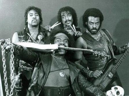 Image result for black death band