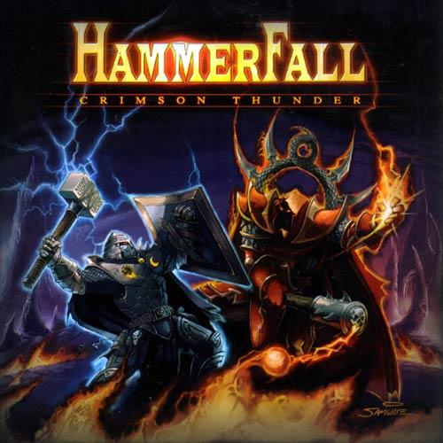 Netherlands Fall Wallpaper Hammerfall Crimson Thunder Encyclopaedia Metallum The