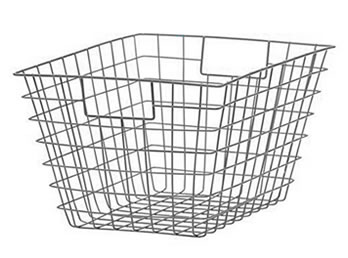 Wire Storage Baskets to Keep Your Home Organized