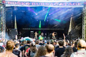 Spasm at Metaldays 2017