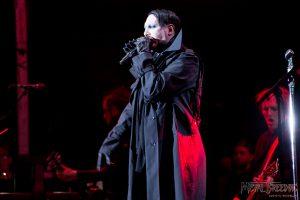 Marilyn Manson Iced Earth at Metaldays 2017