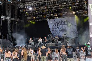 Mynded at Metaldays 2017