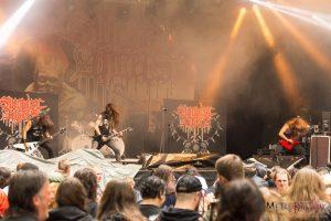 Suicidal Angels at Metaldays 2017