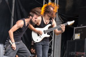 Persefone at Metaldays 2017
