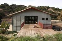 Picture Of Metal Buildings Turned Into Homes | Joy Studio ...