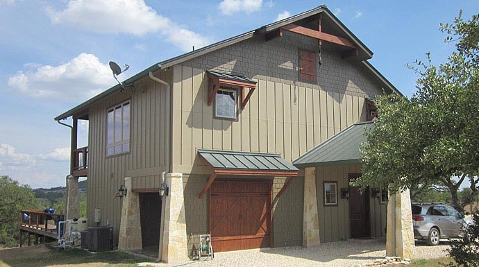 Metal Building Carriage House Built In Texas HQ Plans Amp Pictures Metal Building Homes