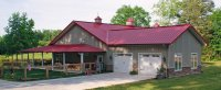 Morton Buildings With Living Quarters Price Guide - Metal ...