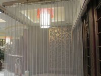 Flat Chainmail & Chainmail Fringe Curtain Specification