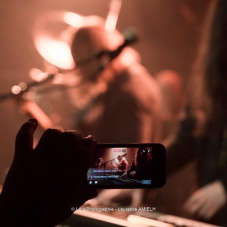 CHRIS SLADE TIMELINE à l'Atelier des Môles (25) - Photo Lola Photographie
