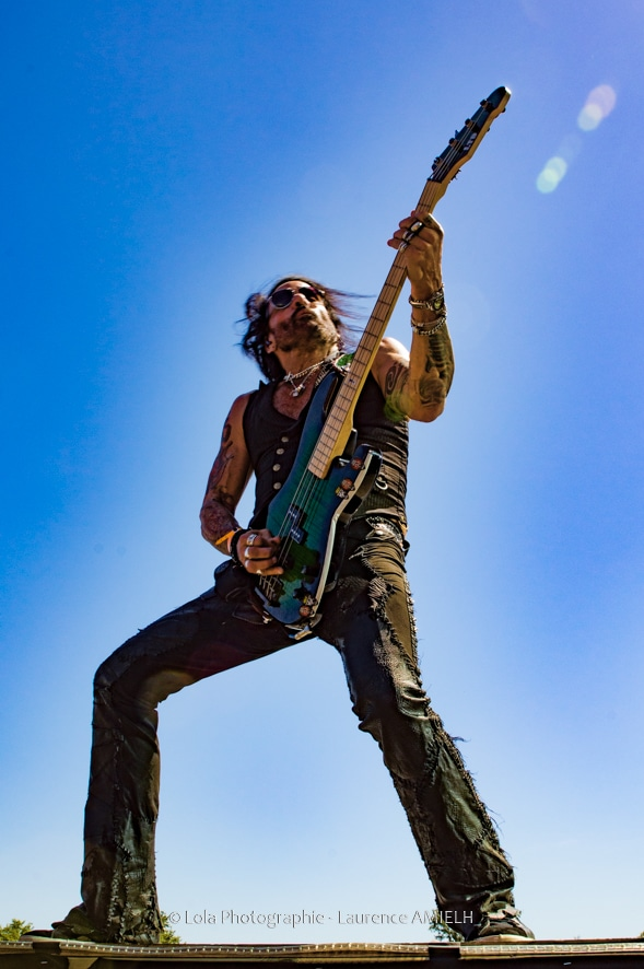 Photo Lola Photographie - Laurence AMIELH - The Dead Daisies