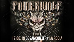 Powerwolf @ La Rodia