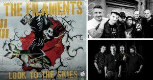 The Filaments + 11 Louder @ Atelier des Môles