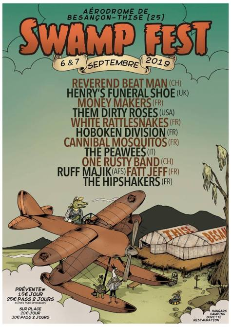 Swamp Fest - 2019
