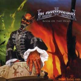 Bloodbound - Book of the Dead (2007)