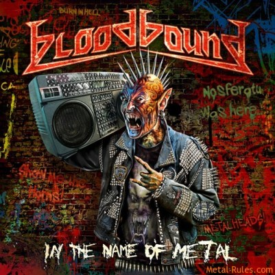 """Bloodbound """"In The Name Of Metal"""""""