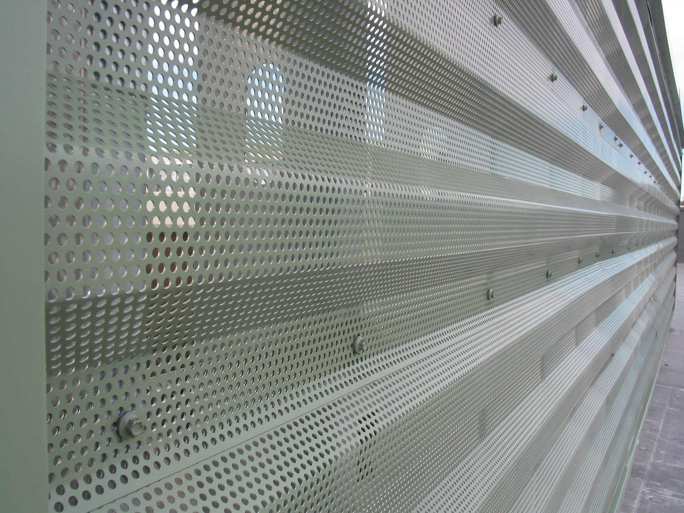 Perforated and Expanded Metal Updates  Metal Architecture