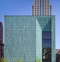 Complementary Copper | Metal Architecture