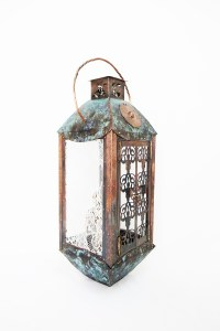 4. Capsule,2016, Copper, Brass, Agate, French Lace