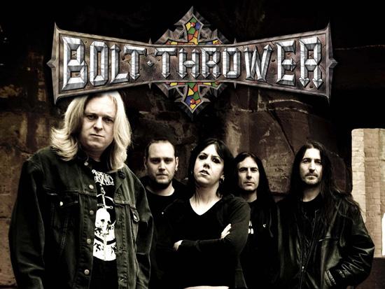 Drum Set Wallpaper Hd Bolt Thrower Metal Blade Records