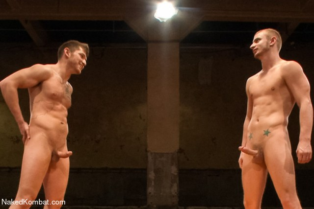 Steve Sterling Is Back After Losing His First Naked Kombat Match Against Dj And This