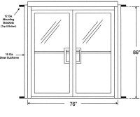 Double French Door Sizes Typical Pictures to Pin on ...