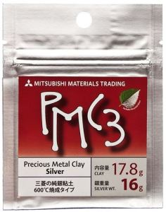 Precious Metal Clay PMC3