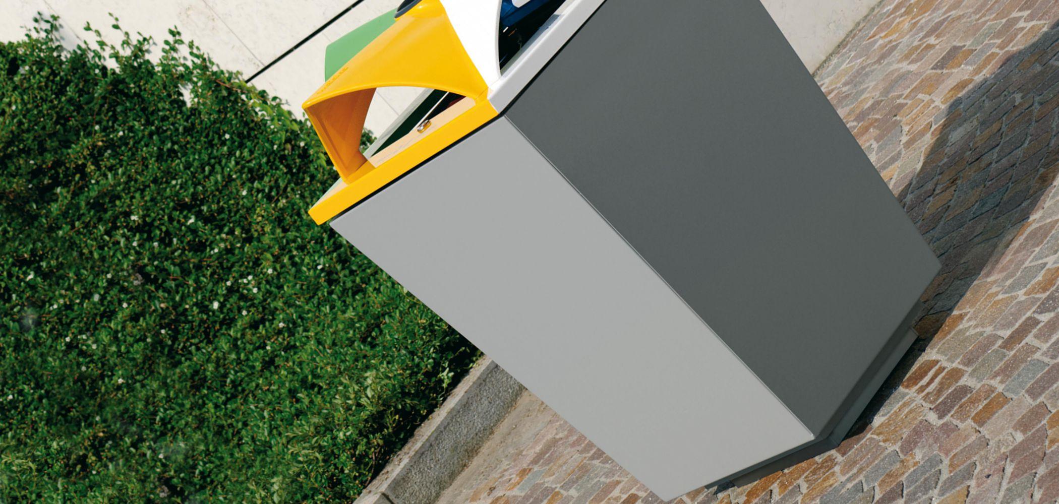 Ecomix portarifiuti raccolta differenziata  Metalco