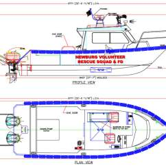Diagram Of 3 1 Rescue System Melex 212 Golf Cart Wiring Fire / 28 High Speed Aluminum And Boats Manufactured By Metalcraft Marine