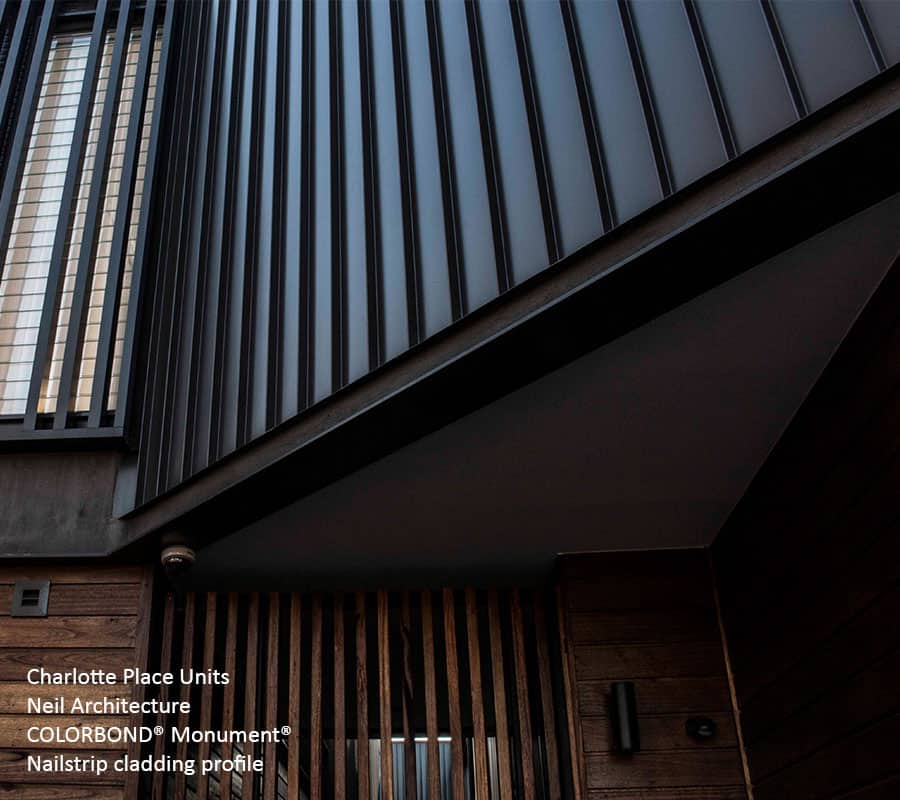 Nailstrip  Metal Cladding Systems