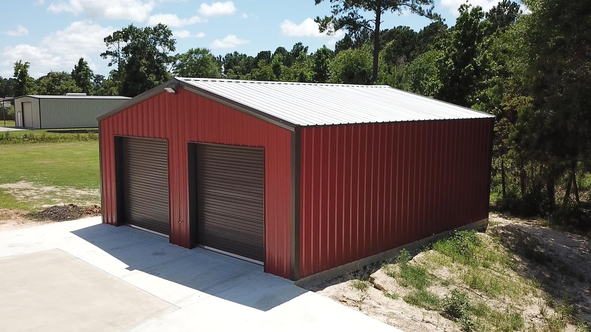 Value Series Steel Building Kit