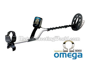 Teknetics Omega 8000 Reviews, Price and Specifications