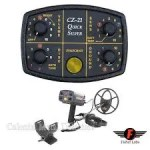 Fisher CZ-21 Underwater Metal detector