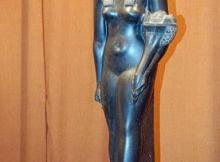 Life and Photo of cleopatra statue-7