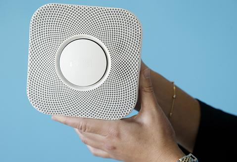 Smoke doesn't pick up devices for the detection of carbon monoxide