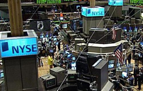 The Sale Of The New York Stock Exchange Symbol Of American Capital