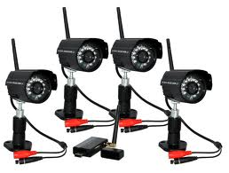 All you need to know about surveillance cameras