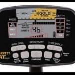 Garrett AT Gold metal detector-At Gold Metal Detector