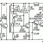 simple metal detector on silicon transistors