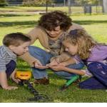 treasure hunting metal detector-hobby metal detectors