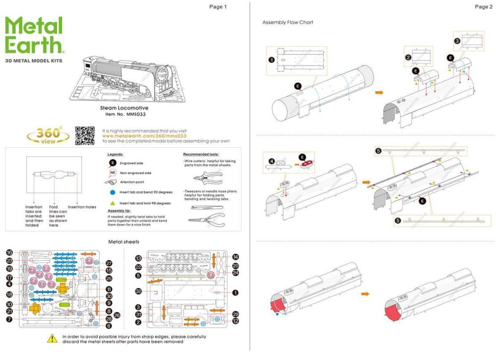 medium resolution of instruction of steam locomotive instructions 1 view