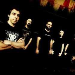 In Thousand Lakes grabación de EP «Martyrs Of Evolution»