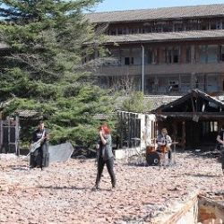 Hibakusha videoclip de «Itzalak»
