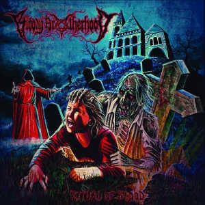 Bloody Brotherhood nuevo tema Slow Death para escuchar