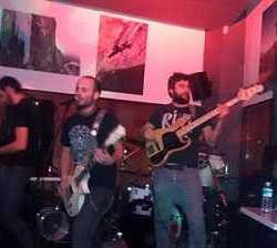 Ingravitö gana el Certamen de grupos de Rock de la Woodstock Blues Band