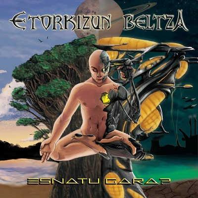 Etorkizun Beltza Esnatu Gara portada y tracklist