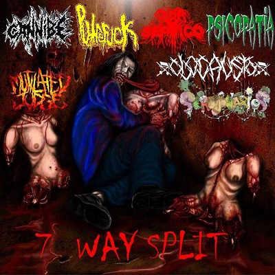 Mutilated Judge escucha el 7 Way Split