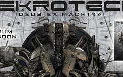 Nekrotech «Deux Ex Machina» album teaser